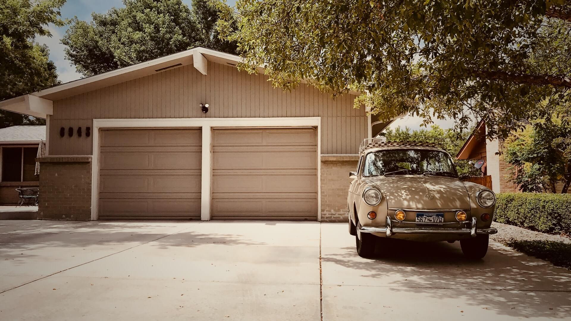 ranger le garage