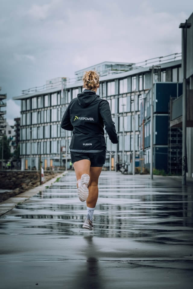 passe-temps hobby courir
